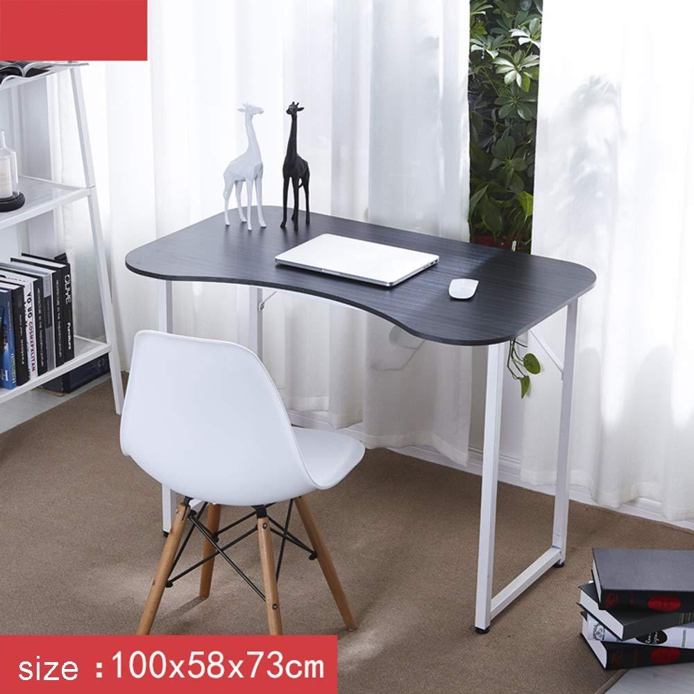 Zzhf Laptop Schreibtisch Schreibtisch Aus Holz Computer Desk