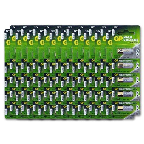 Gp Batteries A23 12V Alkaline 23-A replacement battery 23...