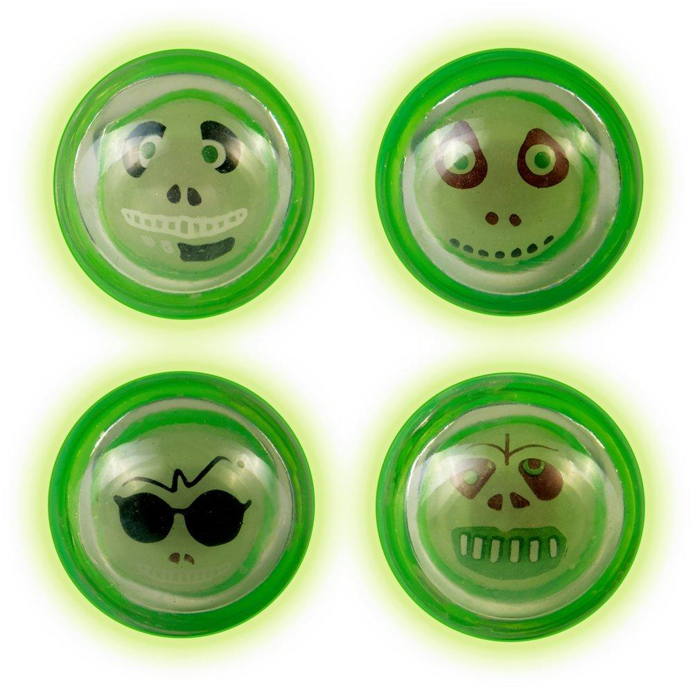 Spiegelburg Series Wild and Cool 12 Lighted bouncy balls