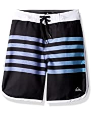 47c3836fce674 Quiksilver Big Boys' Everyday Grass Roots Youth 17 Boarshort Swim Trunk