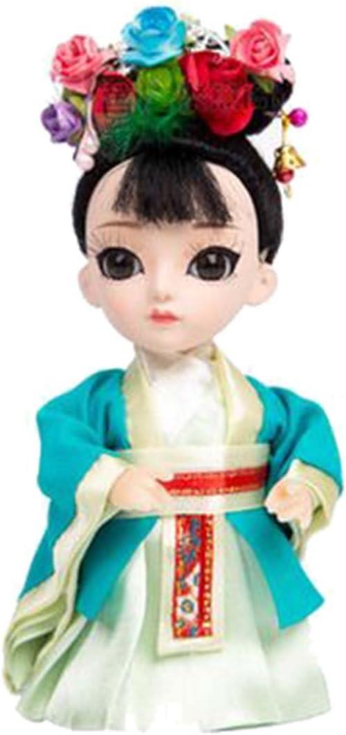Amazon.es: Blancho Bedding Decoración de Las Muñecas de la ópera de China Pekín: Juguetes y juegos