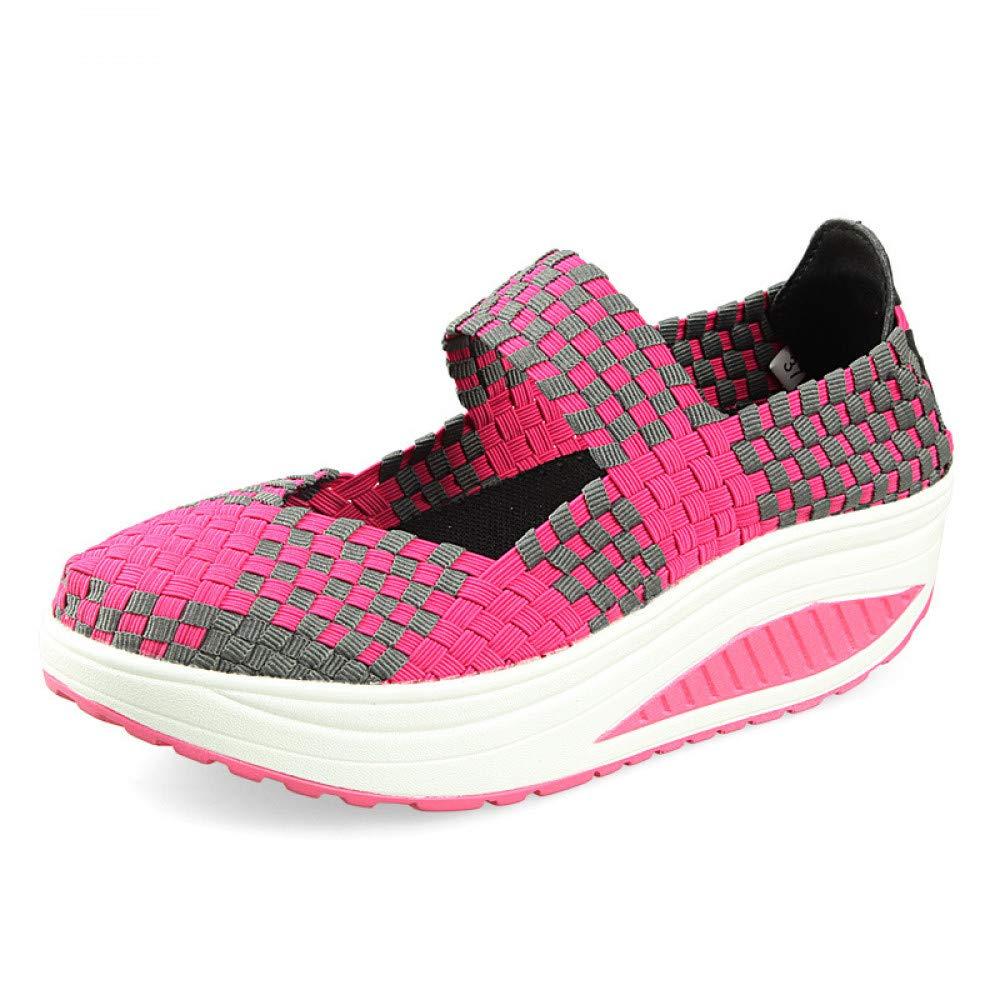 Hasag Neue Reine Handgemachte Handgemachte Handgemachte Frauen Schuhe Sport beiläufige Frauen Plattform Frauen Schuhe efb92d