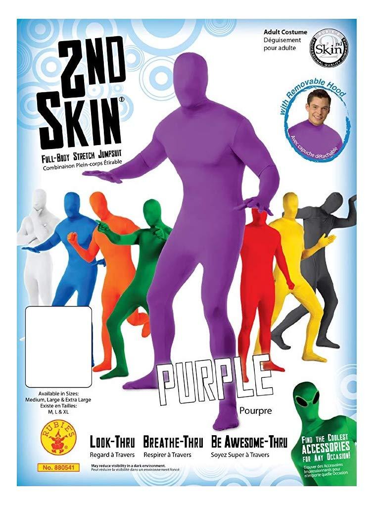 Rubie's mens Second Skin Zentai Supersuit