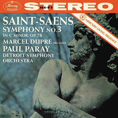 Saint-Saens: Symphony No.3 in C minor - 'Organ' [LP]