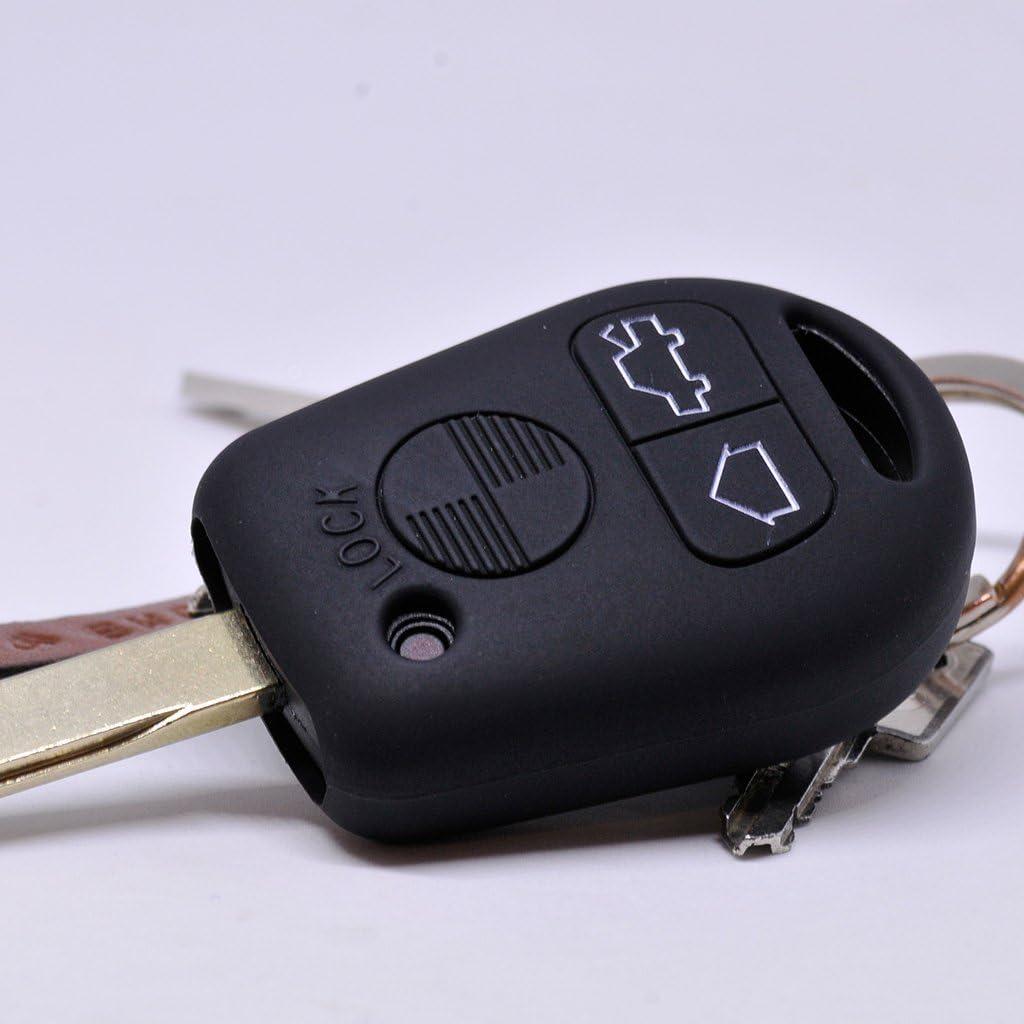 Soft Case Schutz Hülle Auto Schlüssel Für Bmw E36 E39 Elektronik