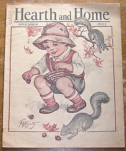 Hearth and Home: A Journal of Choice Literature (The Strange Disappearance of Anice Winslow; Kerry; Vindication)