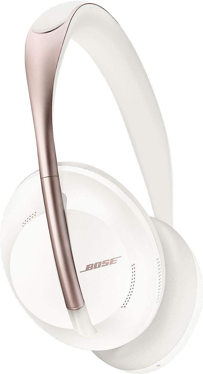 Bose 700 Cuffie Wireless con Cancellazione del Rumore, Edizione Limitata, Soapstone, con Alexa integrata
