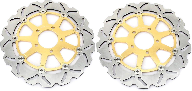 Bel/äge vorne passende GSX 1300 R Hayabusa 99-07 TL 1000 R 98-03 TARAZON Paar Bremsscheiben