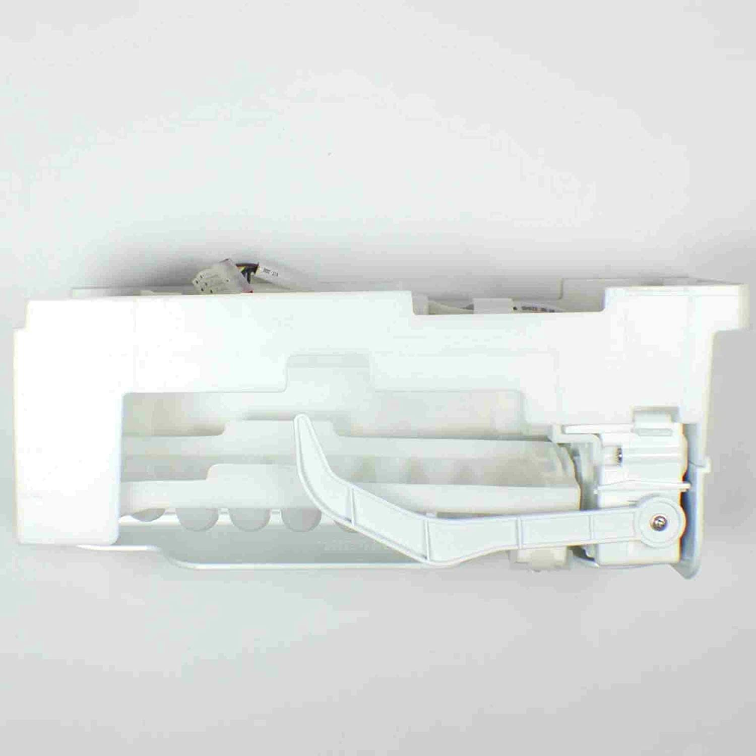 Samsung DA97-07603B Refrigerator Ice Maker Assembly Genuine Original Equipment Manufacturer (OEM) Part