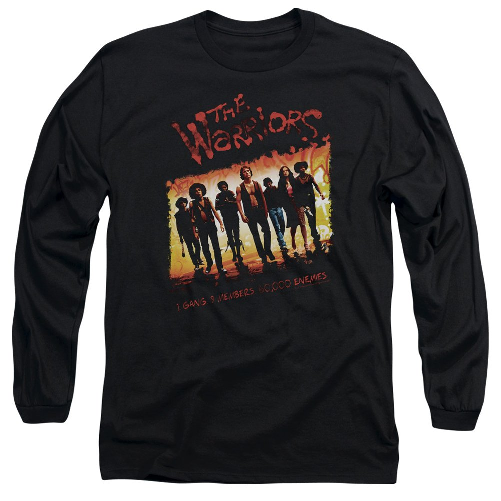 The Warriors T Shirt Gang Shirt 9258