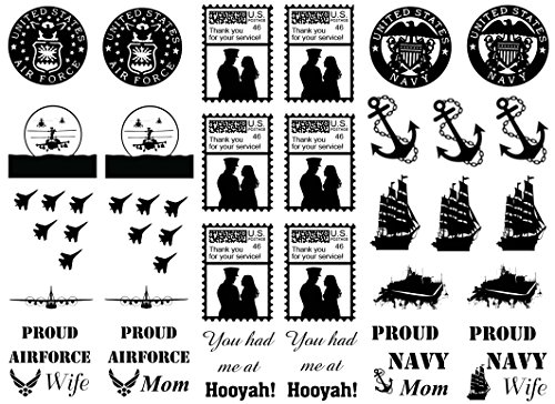 Military Air Force & Navy 1