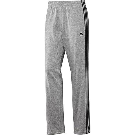 Pantaloni Uomo Climalite Pant Xl Grau Da Adidas Sj Cotton Long qCyEn5c