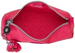 Kipling Freedom Pen Case, Vibrant Pink, One Size
