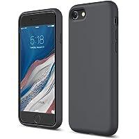 elago Premium Liquid Silicone Case Designed for iPhone SE 2020 / iPhone 8 / iPhone 7 - Protective Shockproof Gel Rubber…