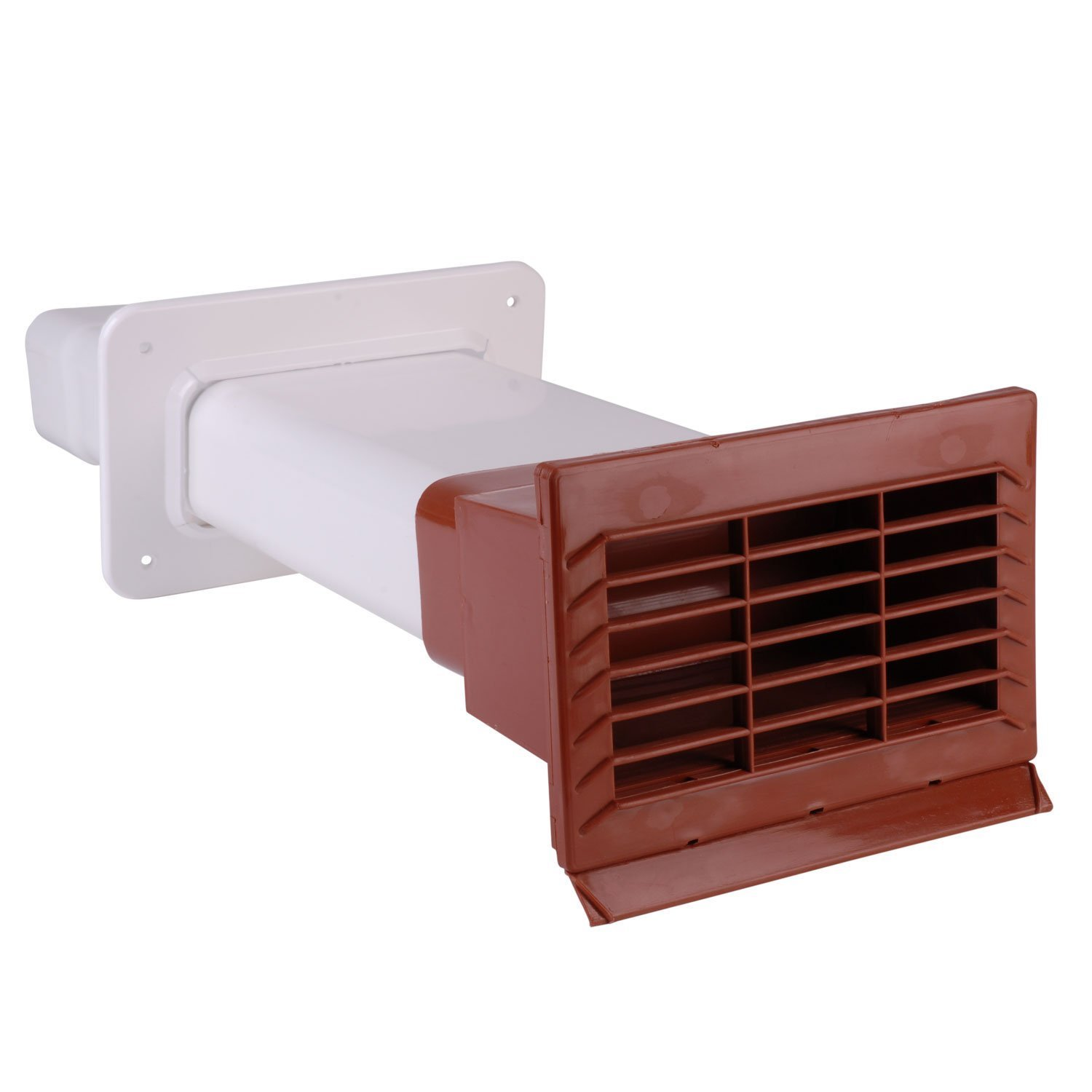 Bielmeier BIELMEIER High Performance Wall Ducting-System 125 Soft/Brick Red 651181 V651181