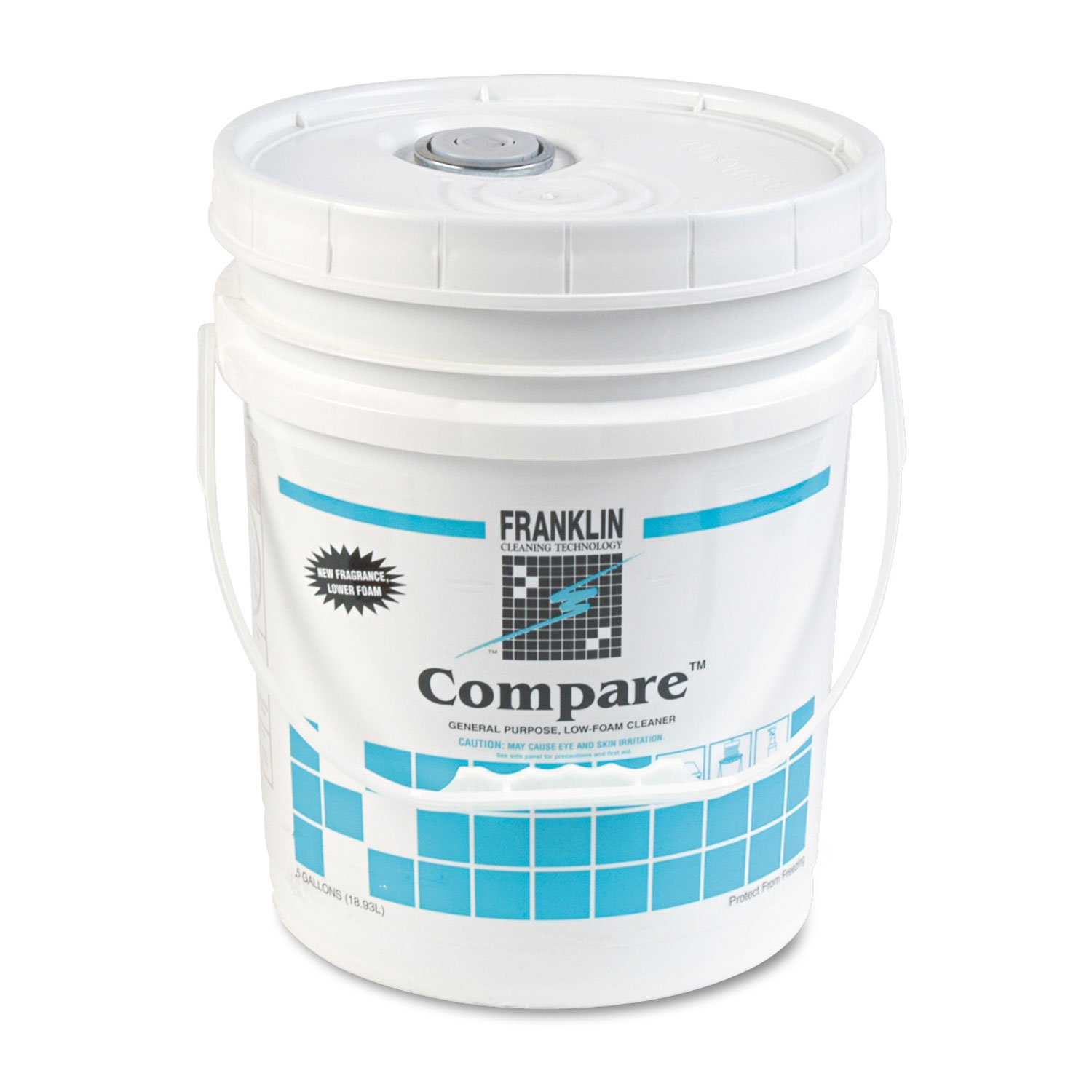 Franklin F216026 Compare Floor Cleaner, 5gal Pail