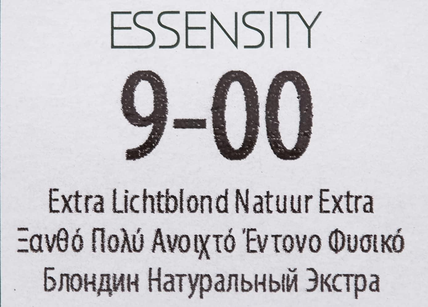 Schwarzkopf Essensity 9-00