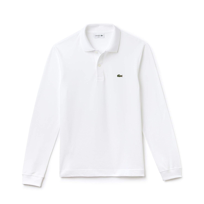Blanc (Blanc) petit  Lacoste, Polo Slim Fit Homme