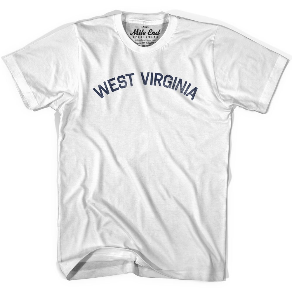 West Viginia Union Vintage T-Shirt