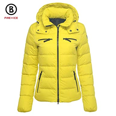 6171da964e Amazon.com  Bogner Fire + Ice Lela3-D Down Ski Jacket Womens  Clothing