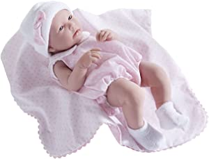 JC Toys La Newborn - Realistic 17