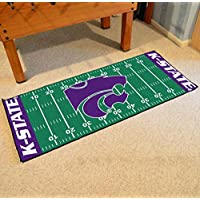 Team Fan Gear Fanmats Kansas State Runner 30x72 NCAA School -7545