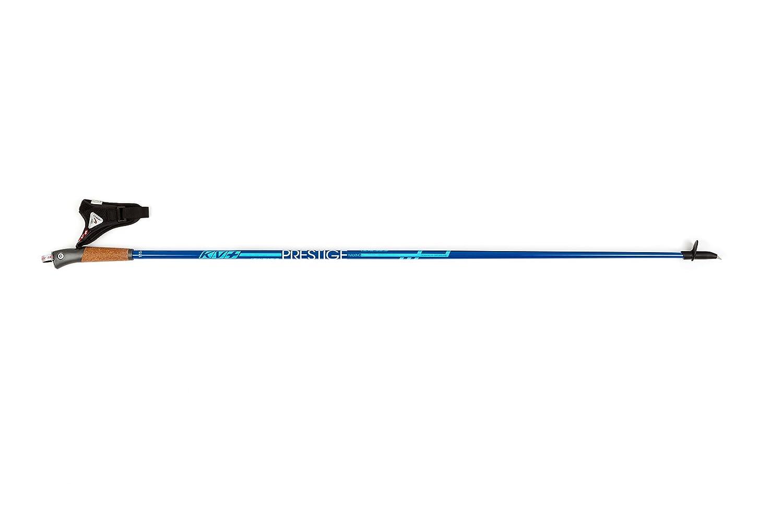 KV+ - Nordic Walking Stock Prestige Clip blau
