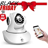 Amazon Price History for:Baby Monitor, JOOAN WiFi Wireless Camera HD 720P Network Camera Home Security with Phone & PC Remote Access Two-way Audio