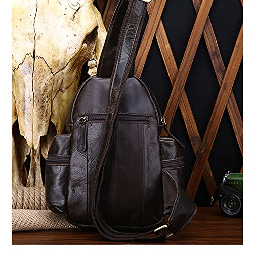 Chest Messenger Shoulder Jxth Gym Multipurpose Leisure Outdoors Crossbody Bag Backpack Travel Sling Women Sport Bags Black Business Men Daypack 5CnYXqwY