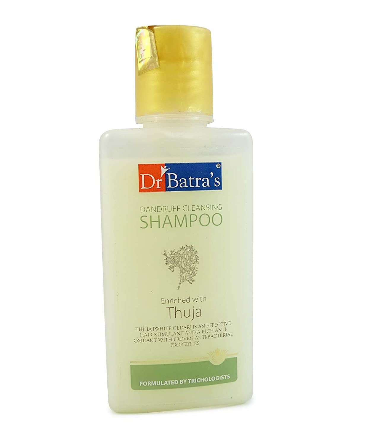 Dr Batra's Dandruff Cleansing Shampoo Enriched With Thuja For Silky Hair 200ml