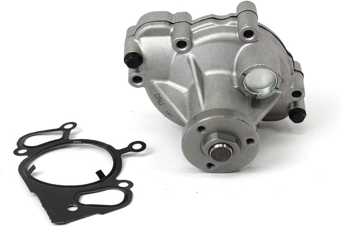 Water Pump for 00-10 Ford Jaguar Land Rover 3.9L 4.0L 4.2L 4.4L DOHC V8  AW4124