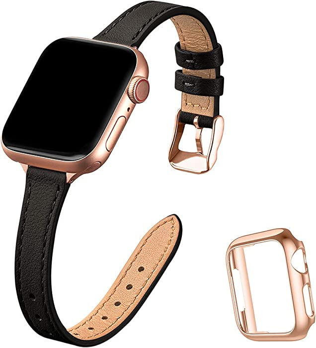 Top 10 Apple Watch Series 2 Leather Band 42Mm Gold
