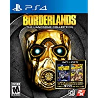 Borderlands: The Handsome Collection for PlayStation 4 Deals