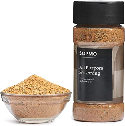 Amazon Brand - Solimo All Purpose Seasoning, 55g