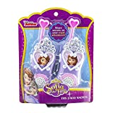 KIDdesigns Sofia The First Princess FRS 2-Way Radios