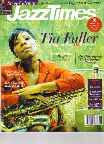 Jazz Times Magazine (Tia Fuller tonceeyween bop & Bbe, June 2010) ()