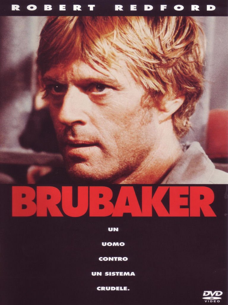 Brubaker: Amazon.it: Robert Redford, Yaphet Kotto, Jane Alexander ...
