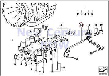 2001 bmw x5 wiring diagram amazon com bmw genuine automatic transmission wiring harness with  automatic transmission wiring harness