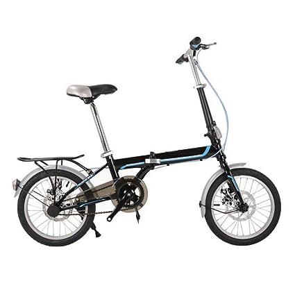 Bicicleta Plegable De 14 Pulgadas Y 16 Pulgadas Bicicleta Plegable Ligera De 20 Pulgadas Para Hombres