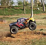 HSP Off-Road Gasoline 32cc Engine 1/5 scale 4WD 2.4G RC Monster Truck RC gas car