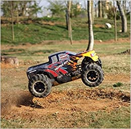 HSP Off-Road Gasoline 32cc Engine 1/5 scale 4WD 2 4G RC