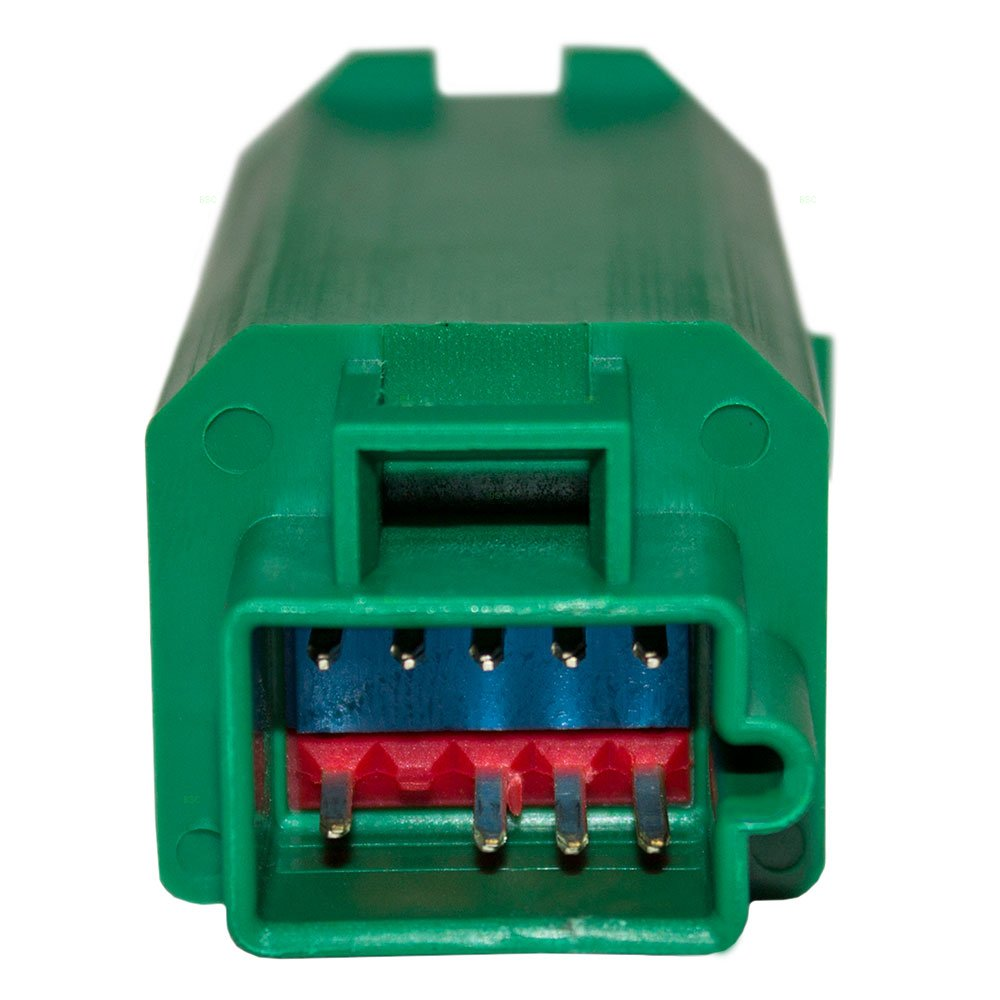 Hazard Warning Emergency Flasher Switch Assembly Replacement for 97-04 Chevrolet Corvette 10359036