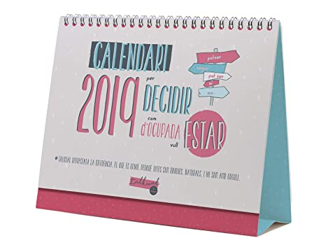 Amazon.com: Finocam 785110019 Wall Calendar 2019: Office ...