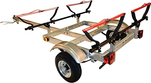 Malone XtraLight Kayak Trailer Package