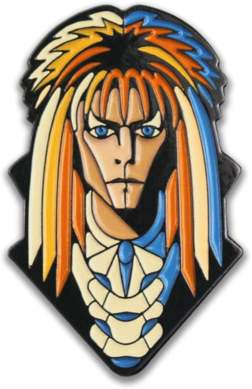 DKNG Labyrinth: Jareth (David Bowie Enamel Lapel Pin x Mondo)