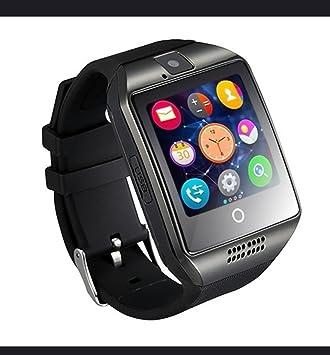 Reloj inteligente con pantalla táctil, impermeable para ...
