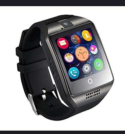 Reloj inteligente con pantalla táctil, impermeable para empresas con soporte para cámara Bluetooth SIM, ...