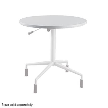 Amazon Com Safco Products 2651gr Rsvp 30 Round Table Top Base