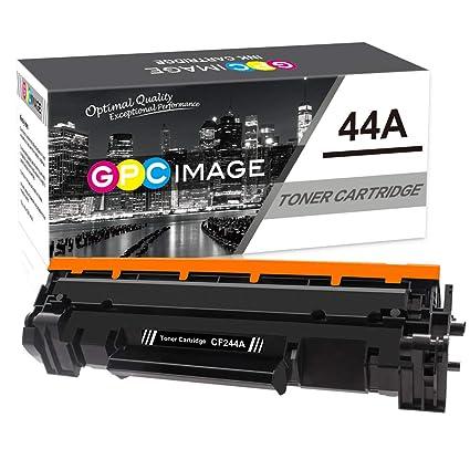 GPC Image 44A Cartuchos de tóner Compatible para HP CF244A 44A con ...