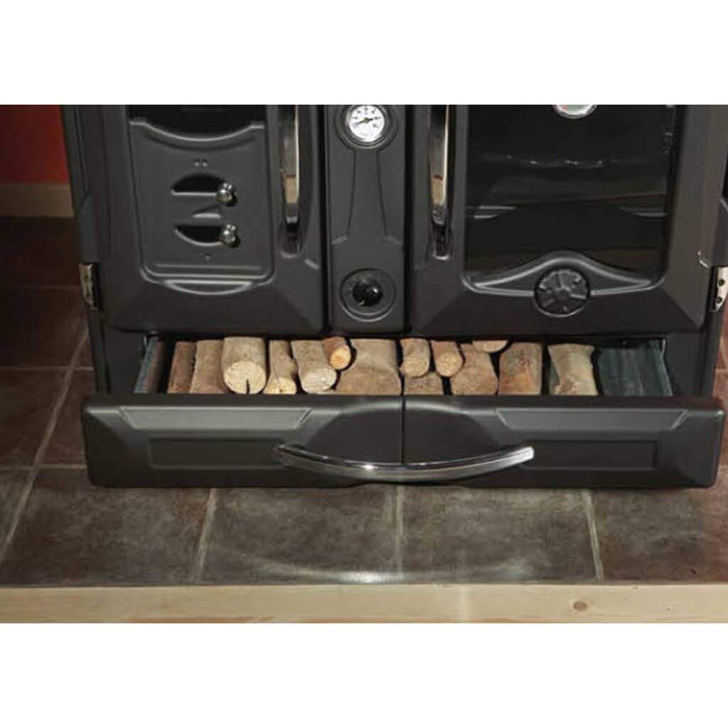 Cucina a legna La Nordica Termosuprema Dsa nera [LA NORDICA]: Amazon ...